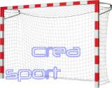 Handballtor Training