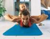 Gymnastikmatte Fitline 180