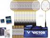 Victor® Badminton-Sparpaket MAXI II